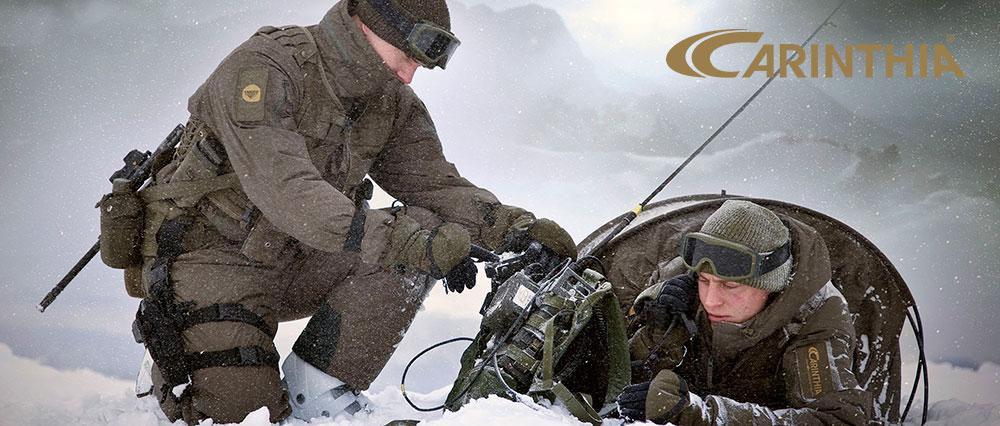Тактическая Зимняя Одежда