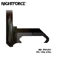 Планка под угломер Nightforce 1913 Mill Spec mount For ADI