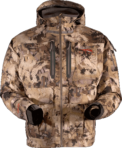 Куртка Sitka Hudson Insulated, Optifade Waterfowl M
