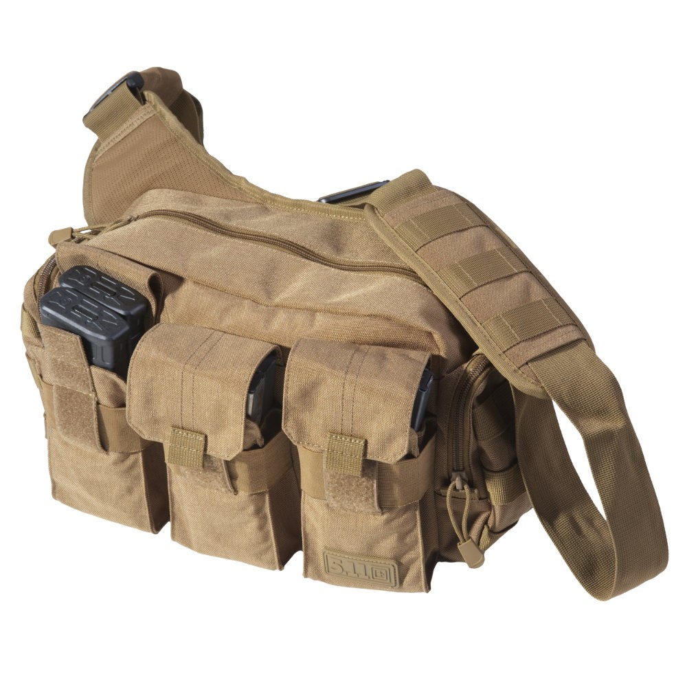 Сумка 5.11 Tactical Bail Out Bag, Flat dark