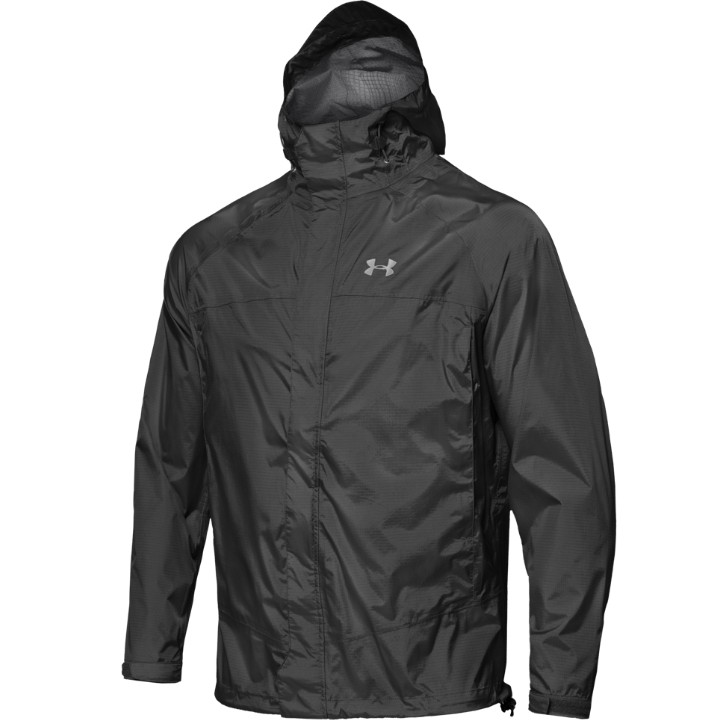 Куртка Under Armour Barragie Jacket, Black XL