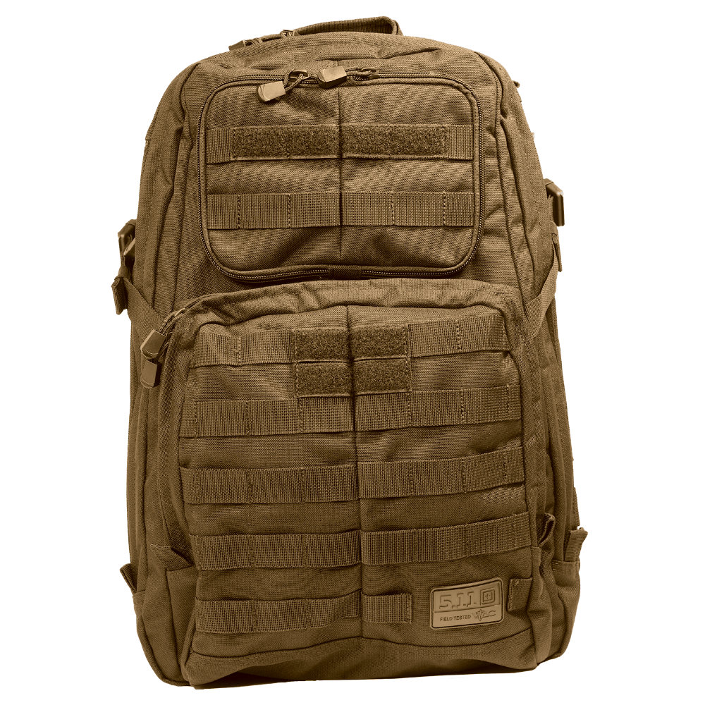 Рюкзак 5.11 Tactical Rush 24 Backpack, Flat Dark Earth
