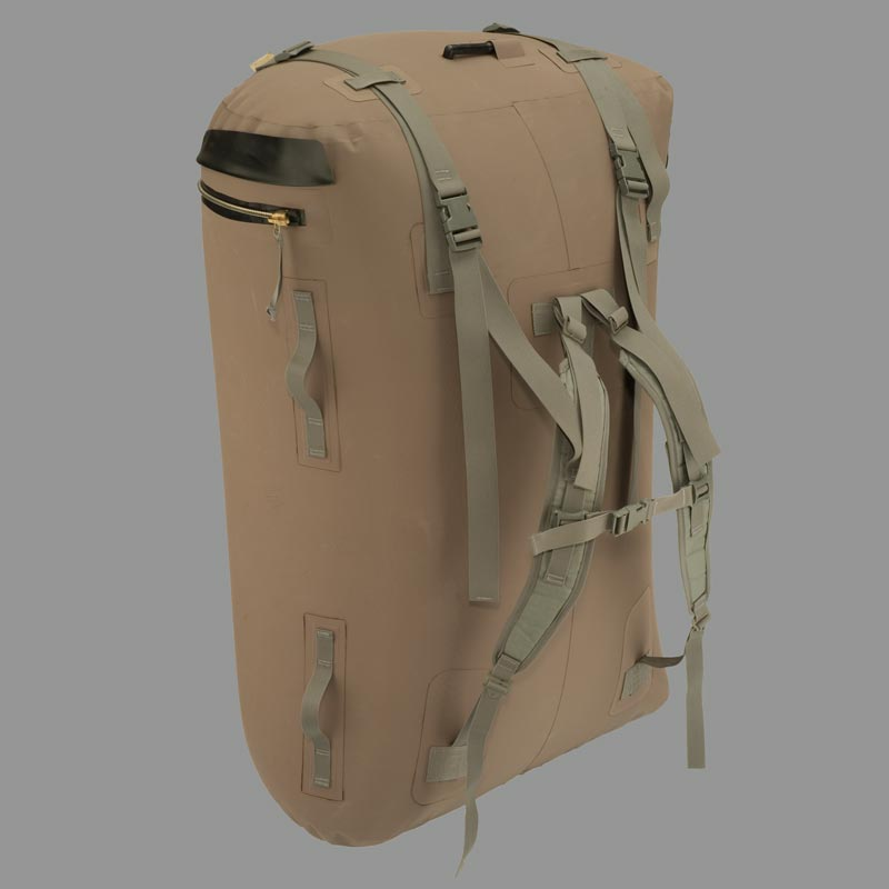 Герморюкзак Watershed Kodiak Pack, Alpha Green